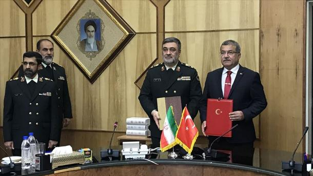 Törkiyä-İran arasında iminlek xezmättäşlege | TRT  Tatarça