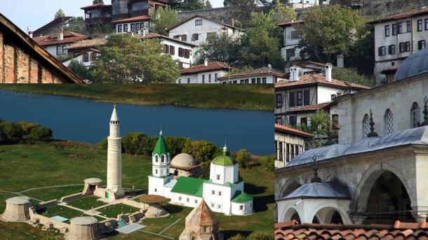 Bolğar häm Safranbolu tuğandaş şähärlär   TRT  Tatarça