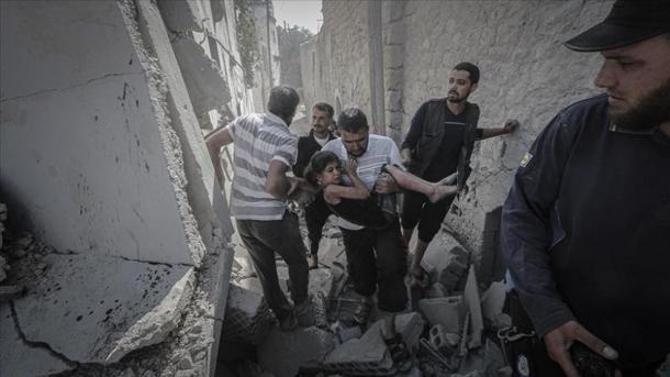 OKB-ja dënon shkeljet e të drejtave të njeriut nga regjimi sirian, veçanërisht në Idlib | TRT  Shqip