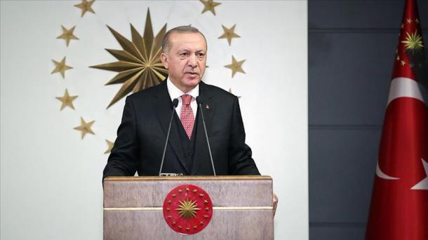 Turqi: Presidenti Erdogan fillon fushatën solidarizuese kombëtare   TRT  Shqip