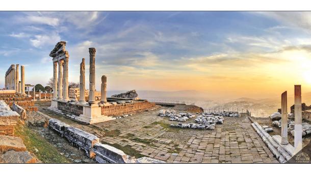 Turizmi në Turqi – Pergami | TRT  Shqip
