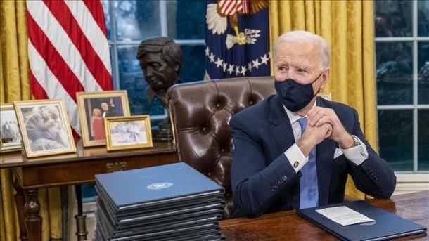 Ekspertët: Biden do të ndjekë politika të bazuara në dialog | TRT  Shqip