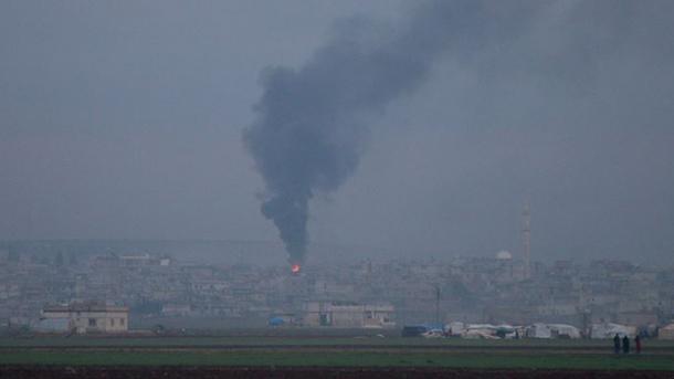 Siri – Sulmet e regjimit dhe Rusisë u morën jetën 17 civilëve | TRT  Shqip