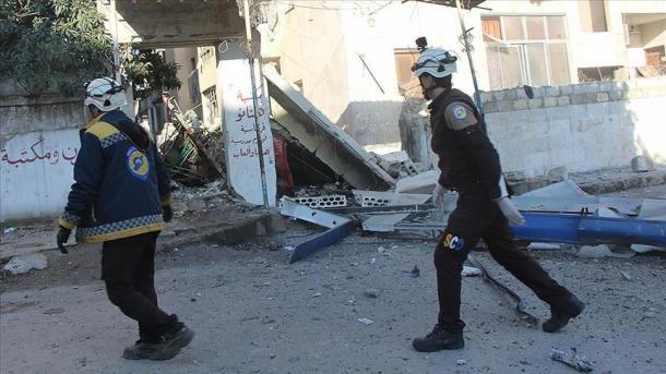 Regjimi i Esadit sulmon zonën e çtensionimit në Idlib, vriten 7 civilë   TRT  Shqip