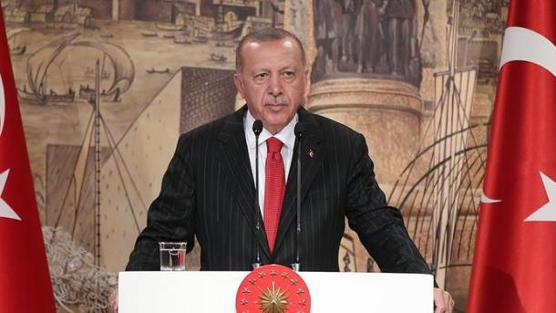 """Erdogan: Nëse s'përmbushen angazhimet deri në fund të 120 orëve, operacioni """"Burimi i Paqes"""" vazhdon   TRT  Shqip"""