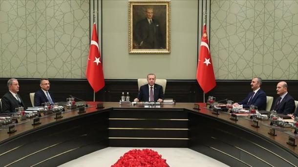 Turqia: Operacioni në Sirinë veriore do të vazhdojë deri në arritjen e qëllimeve | TRT  Shqip