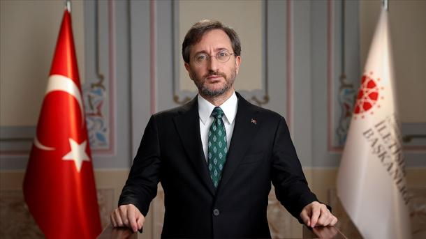 Fahrettin Altun: Turqia nuk është dhe s'do të jetë dhomë pritjeje e askujt   TRT  Shqip