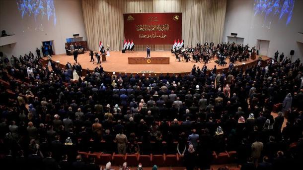 Kuvendi i Irakut në seancë të jashtëzakonshme për prezencën ushtarake amerikane në vend | TRT  Shqip