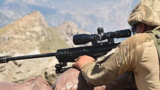 MIT neutralizoi 4 pjesëtarë të PKK/KCK në Sirnak të Turqisë | TRT  Shqip