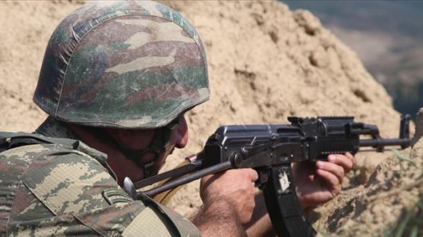 Ushtria armene sërish kryen sulme ndaj territoreve civile të Azerbajxhanit | TRT  Shqip