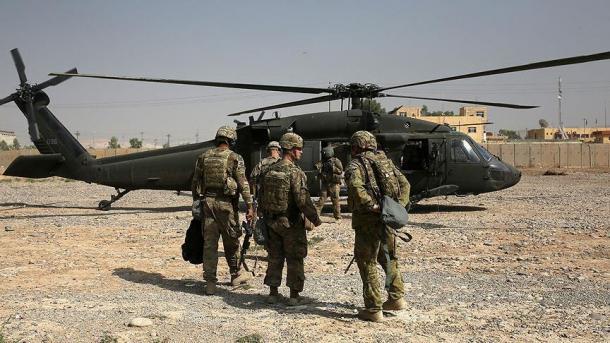 NATO njofton fillimin e tërheqjes së trupave nga Afganistani | TRT  Shqip