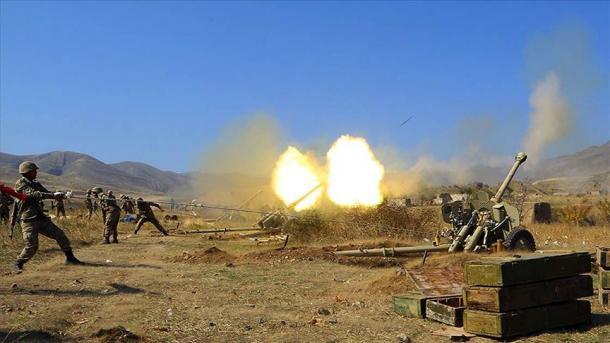 Karabaku Malor – Forcat armene pësojnë humbje të mëdha përballë ushtrisë azerbajxhanase | TRT  Shqip
