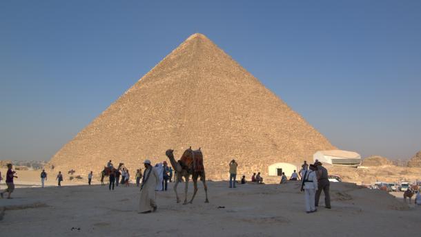 Egipat: U Keopsovoj piramidi otkrivene dvije nove prostorije