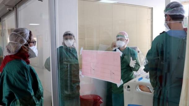 Koronavirusi në Turqi (29 dhjetor) – 15.805 raste të reja, 253 të vdekur dhe 21.004 të shëruar | TRT  Shqip