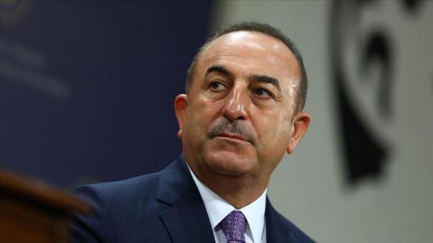 Çavusoglu reagoi ndaj fjalëve të liderit grek | TRT  Shqip