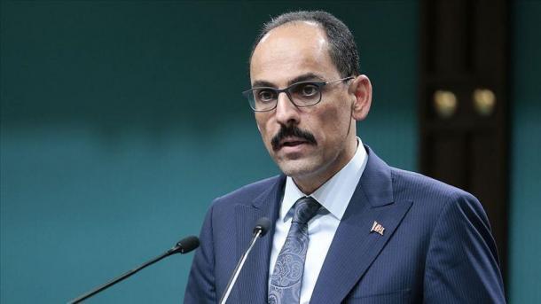 Kalin reagon ndaj deklaratës së zëdhënësit të Komisionit të BE, Peter Stano | TRT  Shqip