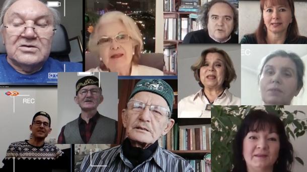 Törkiyädäge tatarlardan Yaña yıl teläkläre | TRT  Tatarça