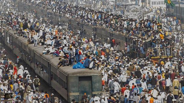 Preko pet miliona muslimana se okupilo u Daki na skupu pod imenom Bishwa Ijtema