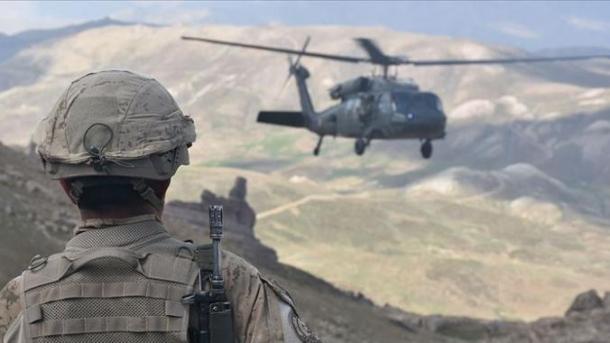 Turqi – Neutralizohen 2 terroristë në një operacion në Tunceli | TRT  Shqip