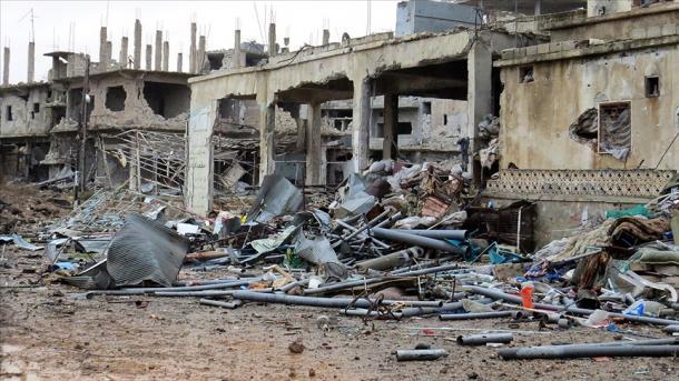 Siri – Forcat e regjimit qëllojnë me mortaja dhe tanke provincën jugore Deraa | TRT  Shqip