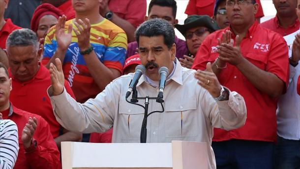 Venezuelë – Presidenti Maduro bën thirrje për dialog   TRT  Shqip
