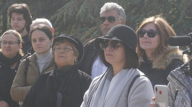 Änkara ziratında tatar-başqortlar iskä alındı   TRT  Tatarça