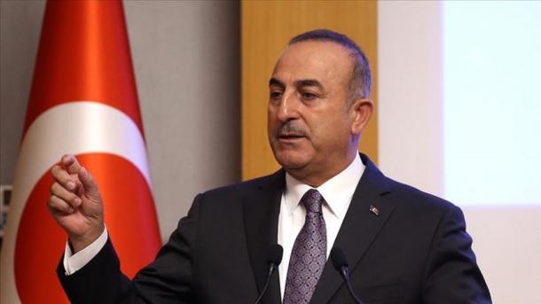 Çavusoglu: Turqia do të mbrojë deri në fund kauzën e drejtë palestineze | TRT  Shqip