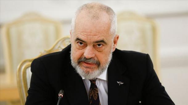 Rama: Turqia është një vend kyç për sigurinë e kufijve të Evropës | TRT  Shqip