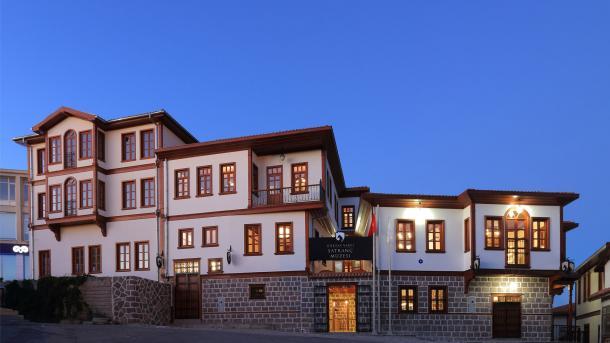 A e dini se muzeu i parë dhe i vetëm i shahut ndodhet në Ankara? | TRT  Shqip