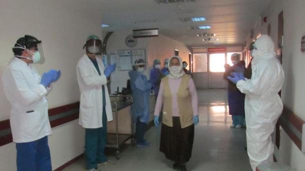 Koronavirusi në Turqi (1 korrik) – 2.311 të shëruar në 24 orët e fundit   TRT  Shqip