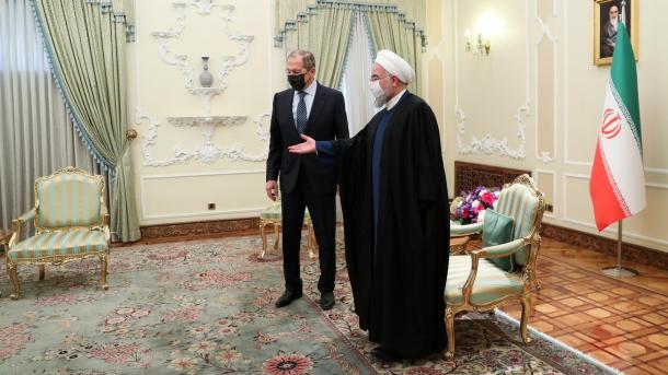 Rouhani: Mënyra e vetme për t'u kthyer në marrëveshje bërthamore është heqja e sanksioneve | TRT  Shqip