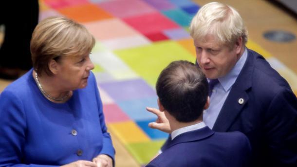 Macron, Merkel dhe Johnson do të bisedojnë me Presidentin Erdogan çështjen e Sirisë | TRT  Shqip