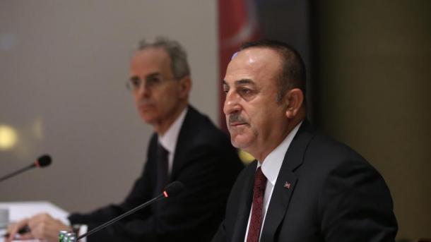 Çavushollu: Operacioni i Turqisë në Siri bazohet në drejtësinë ndërkombëtare | TRT  Shqip