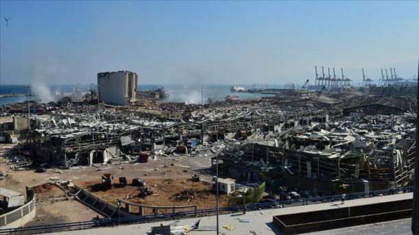 Rëndohet bilanci i shpërthimit në Bejrut: 135 të vdekur | TRT  Shqip