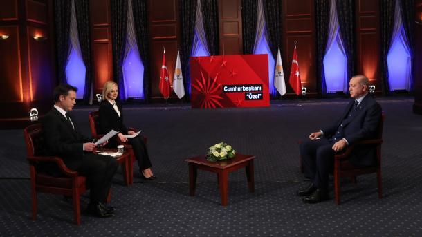 Erdogan o odnosima s EU: Turska bi mogla nastaviti vlastitim putem