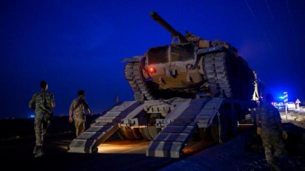 Operacioni «Burimi i Paqes» - Ushtari turk kaloi në lindje të Eufratit | TRT  Shqip