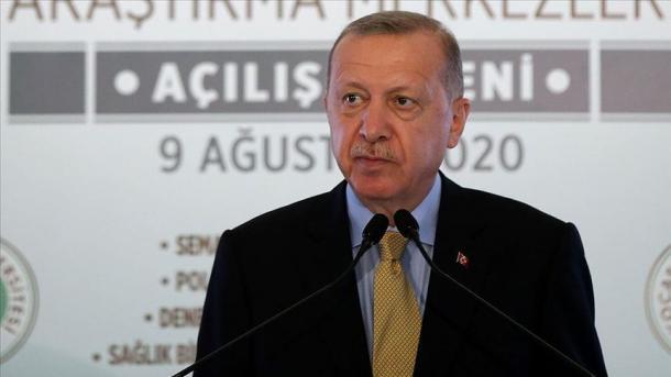 Erdogan: Jemi krenarë për sistemin tonë shëndetësor | TRT  Shqip