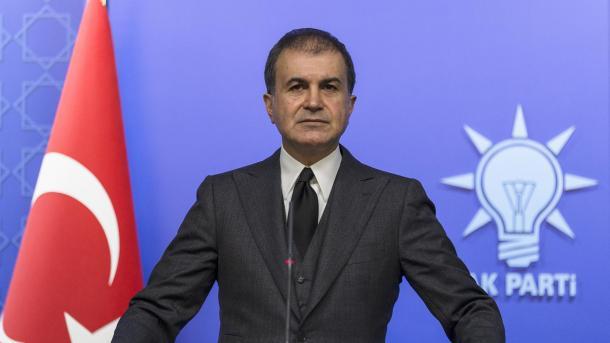 Omer Çelik: Kush i flet Turqisë me gjuhën e kërcënimit, humbet | TRT  Shqip
