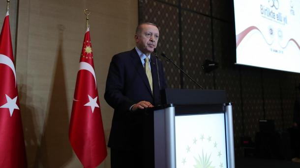 Erdogan: Turqit s'janë të huaj dhe kategorikisht jo «të tjerë» në Evropë   TRT  Shqip