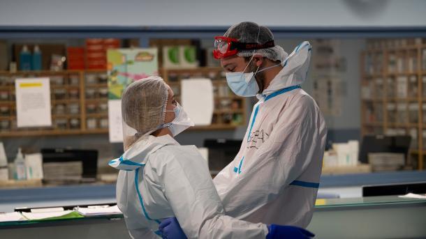 Koronavirusi – Mbi 43 milionë raste të konfirmuara në shkallë botërore | TRT  Shqip