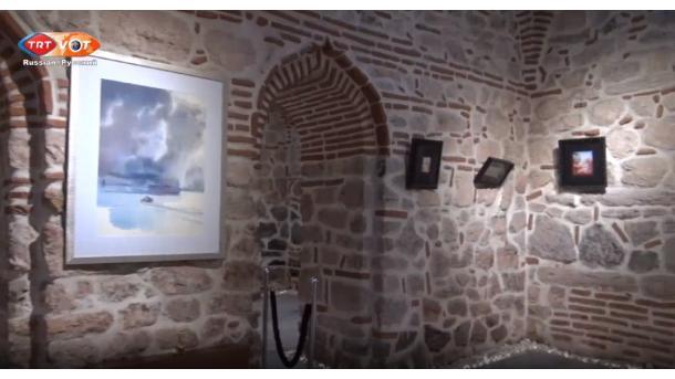 В Стамбуле проходит выставка «Стамбул и Санкт-Петербург - история, отраженная в воде | TRT  Russian Русский