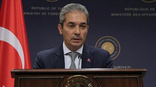 Aksoy: Greqia shkel statusin e ishujve të çarmatosur | TRT  Shqip