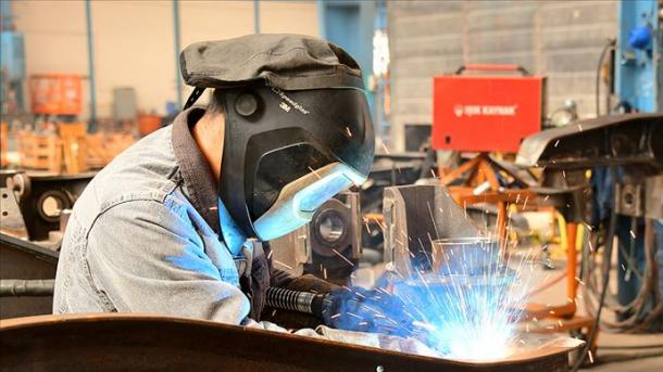 Indeksi i prodhimit industrial në Turqi shënoi rritje me 11 për qind | TRT  Shqip