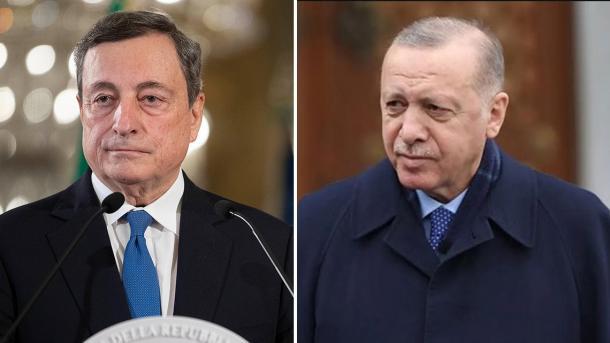 صدر کا اطالوی وزیراعظم  سے رابطہ، دو طرفہ تعلقات کی اہمیت پر غور thumbnail