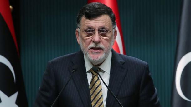 Sarraj shpreh mirënjohje të thellë për ndihmën e Turqisë   TRT  Shqip