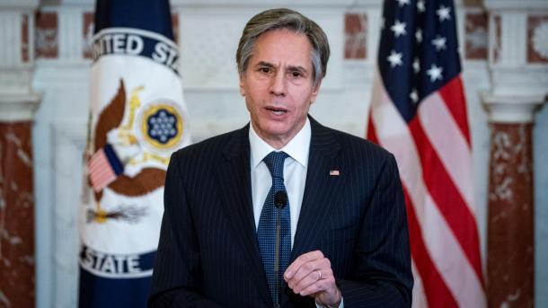SHBA – Blinken: Kina i ka rritur ndjeshëm veprimet e saj agresive | TRT  Shqip