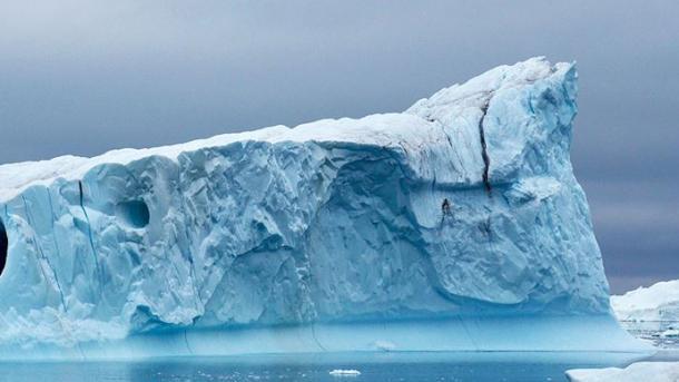 Shtresa akullnajore shkrin më shpejt se në vitet 1990 | TRT  Shqip