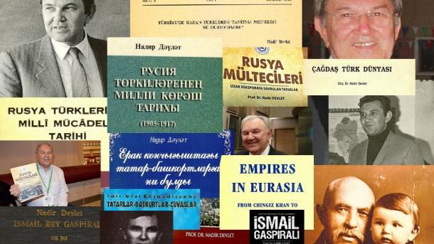 Nadir Däwlät   TRT  Tatarça