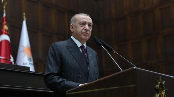Erdogan: Përfundon testimi i sistemeve të mbrojtës ajrore S-400 | TRT  Shqip