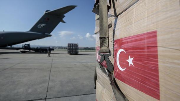 Turqia me urdhër të Presidentit Erdogan dërgon ndihma mjekësore në Irak | TRT  Shqip